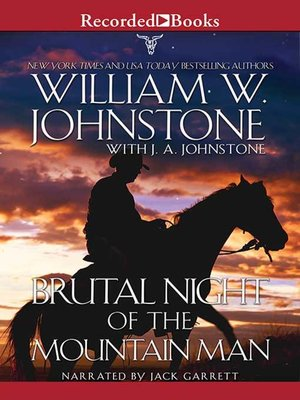 cover image of Brutal Night of the Mountain Man