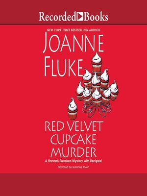 cover image of Red Velvet Cupcake Murder