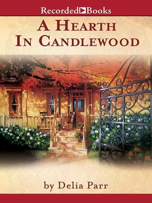 cover image of A Hearth in Candlewood