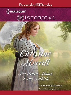 cover image of The Truth about Lady Felkirk