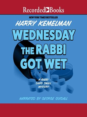 cover image of Wednesday the Rabbi Got Wet