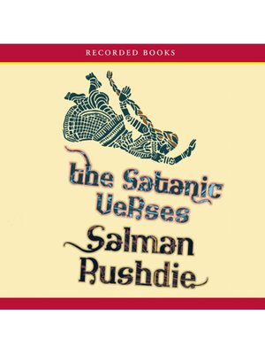 cover image of The Satanic Verses