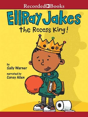 cover image of Ellray Jakes the Recess King!