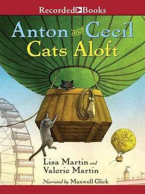 cover image of Cats Aloft