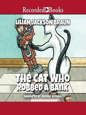 """cover image of The Cat Who Robbed a Bank """"International Edition"""""""