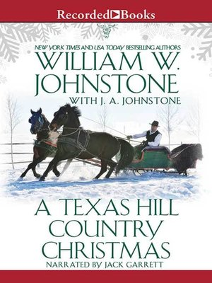 cover image of A Texas Hill Country Christmas