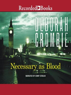 cover image of Necessary as Blood