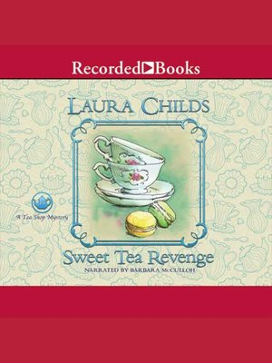 cover image of Sweet Tea Revenge