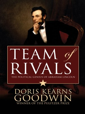 cover image of Team of Rivals