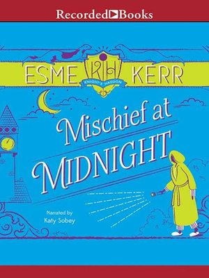 cover image of Mischief at Midnight