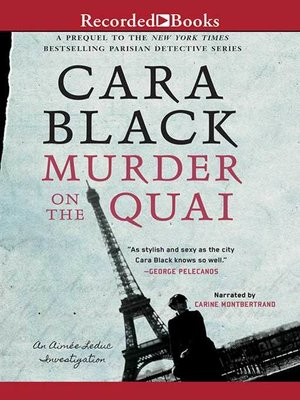 cover image of Murder on the Quai