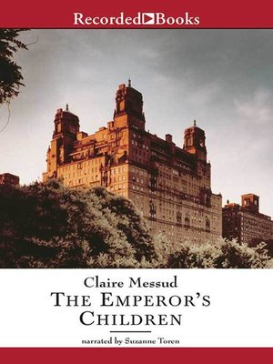 cover image of The Emperor's Children