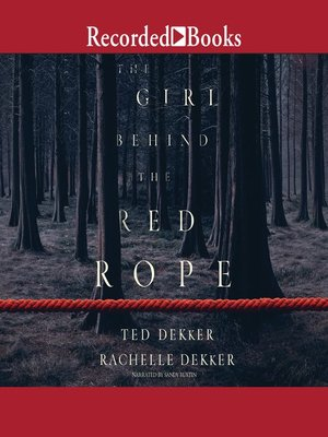 cover image of The Girl Behind the Red Rope