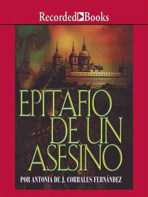 cover image of Epitafio de un asesino