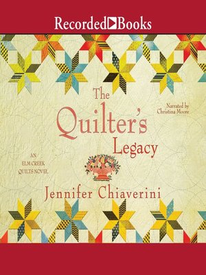 cover image of The Quilter's Legacy