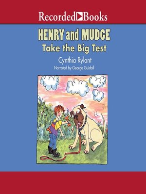 cover image of Henry and Mudge Take the Big Test