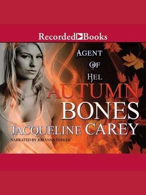 cover image of Autumn Bones