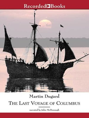 cover image of The Last Voyage of Colombus