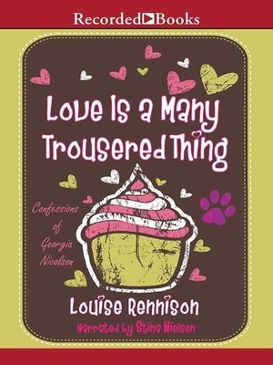 cover image of Love is a Many Trousered Thing