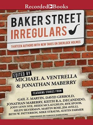 cover image of The Baker Street Irregulars