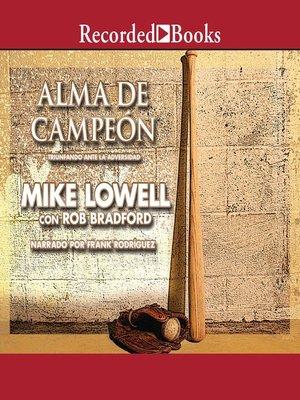 cover image of Alma de campeon (Champion Soul)