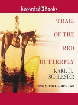 cover image of Trail of the Red Butterfly