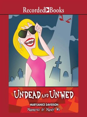 cover image of Undead and Unwed