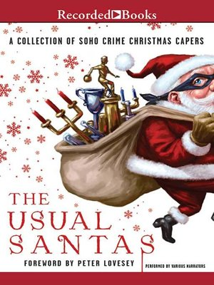 cover image of The Usual Santas