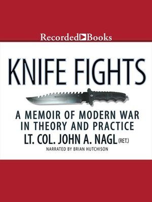 cover image of Knife Fights