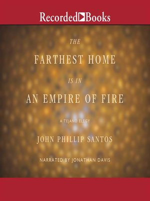 cover image of The Farthest Home is in an Empire of Fire