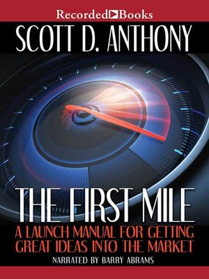 cover image of The First Mile