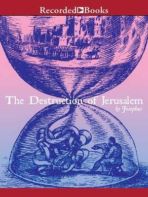 cover image of The Destruction of Jerusalem
