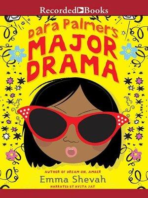 cover image of Dara Palmer's Major Drama
