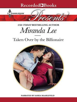 cover image of Taken Over by the Billionaire