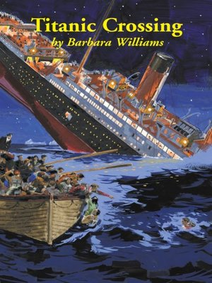 cover image of Titanic Crossing