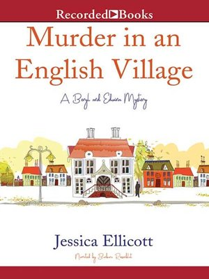 cover image of Murder in an English Village