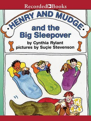 cover image of Henry and Mudge and the Big Sleepover
