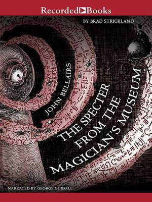 cover image of The Specter from the Magicians Museum