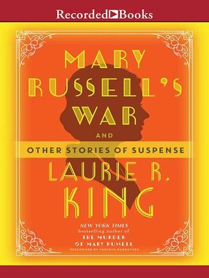 cover image of Mary Russell's War
