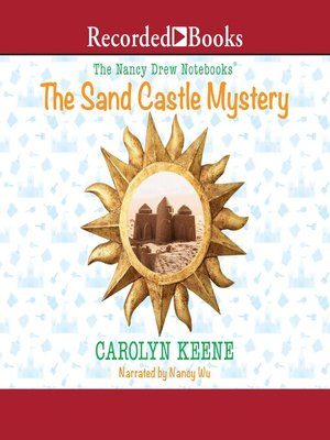 cover image of The Sand Castle Mystery