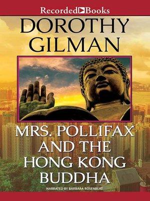 cover image of Mrs. Pollifax and the Hong Kong Buddha