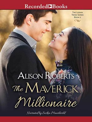 cover image of The Maverick Millionaire