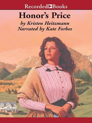 cover image of Honor's Price