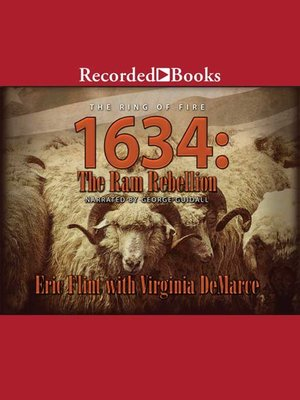 cover image of 1634: The Ram Rebellion