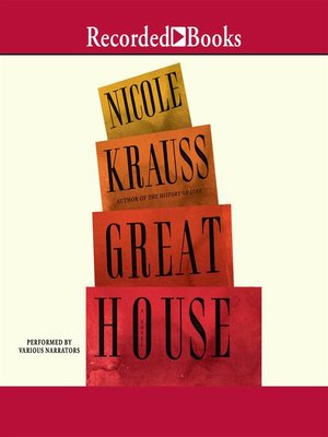 cover image of Great House