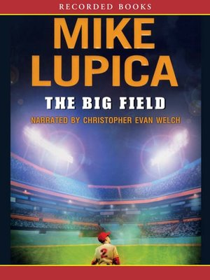 cover image of The Big Field
