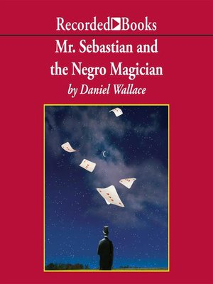 cover image of Mr. Sebastian and the Negro Magician