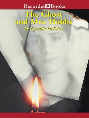 cover image of The Ghost and Mrs. Hobbs