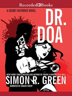 cover image of DR. DOA