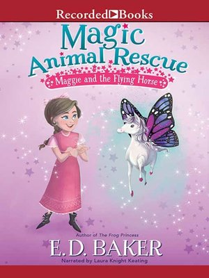 cover image of Maggie and the Flying Horse